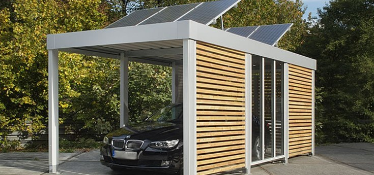 carport carports f r wohnmobile einsatz. Black Bedroom Furniture Sets. Home Design Ideas