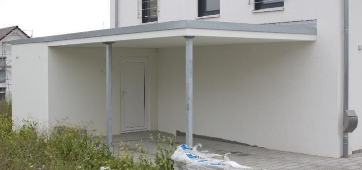 carport k ports carports aus beton carport visionen. Black Bedroom Furniture Sets. Home Design Ideas